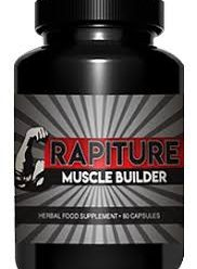 Rapiture Muscle Builder Review – All Side Effects Revealed!