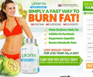 "Lipovyn Garcinia UK Reviews Updated 2018 ""FREE TRIAL"""